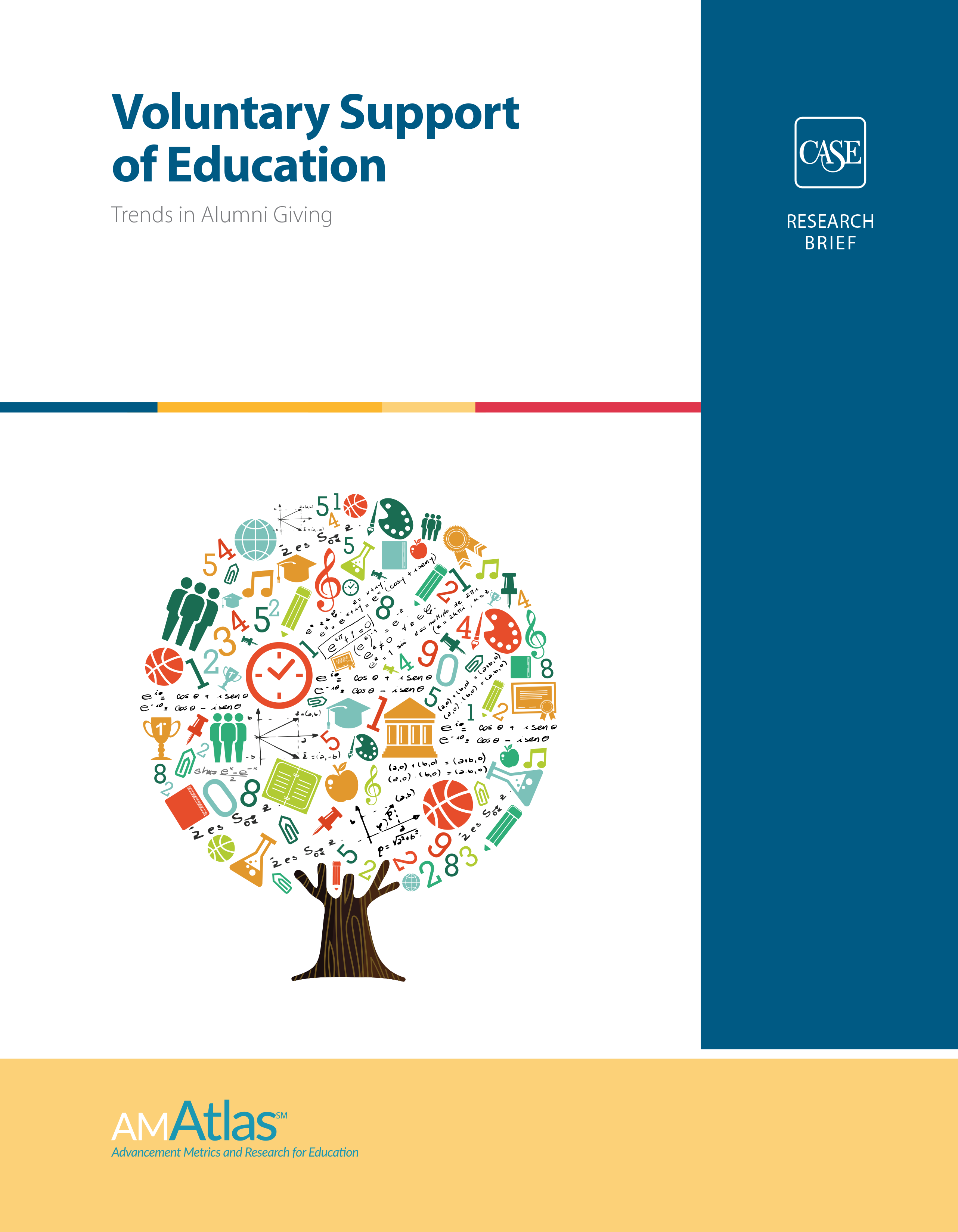 Voluntary Support of Education: Trends in Alumni Giving Report Cover
