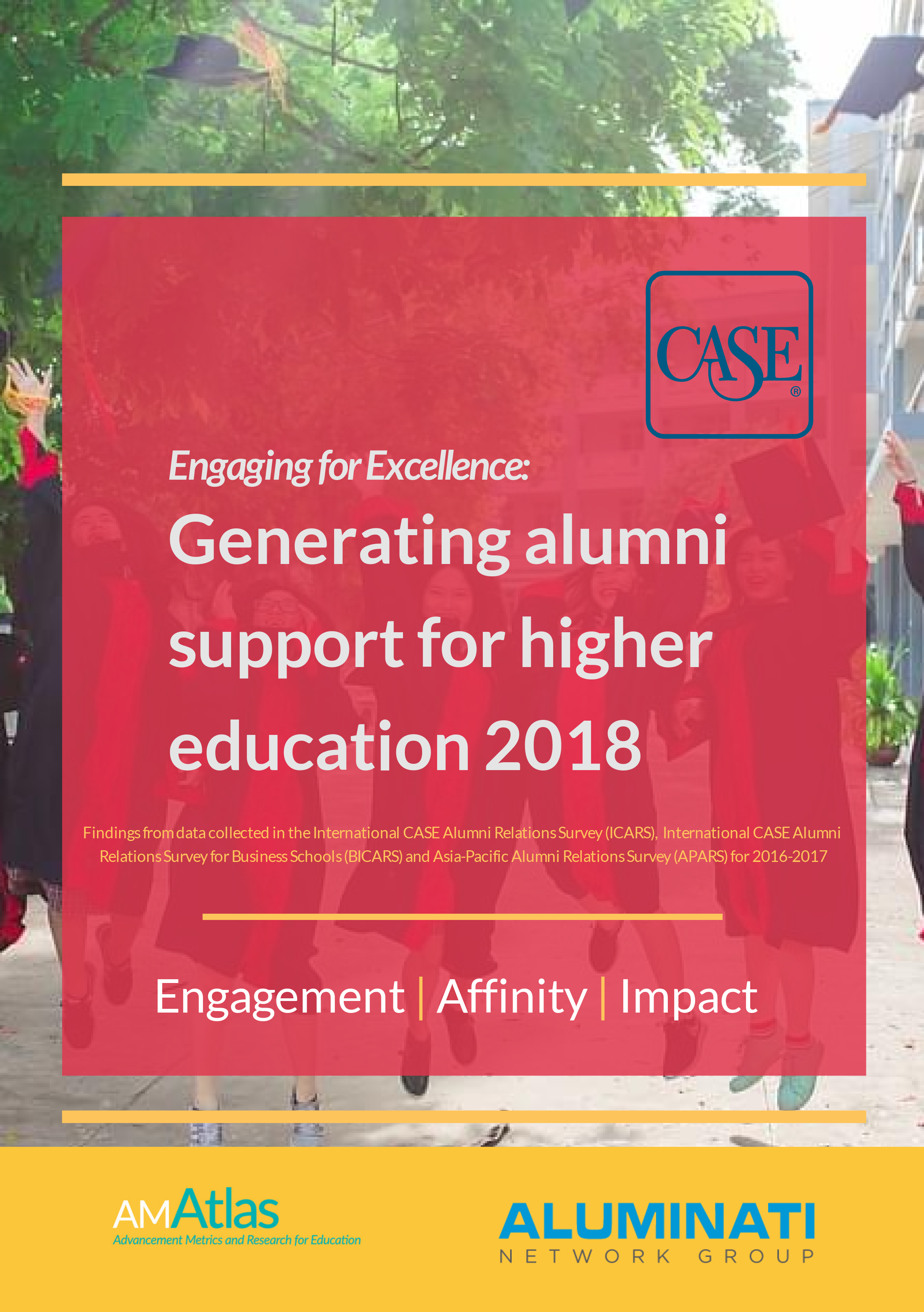 Engaging for Excellence: Generating alumni support for higher education 2018