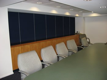 Second Floor Conference Room (video conferencing available)