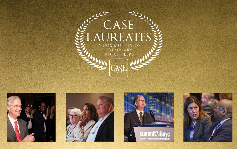 CASE Laureates: A Community of Exemplary Volunteers