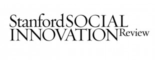Logo for the Stanford Social Innovation Review