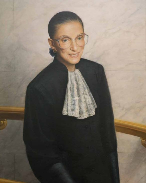 Sincerely, Ruth Bader Ginsburg | CASE