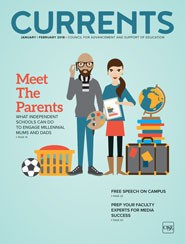 Currents January - February 2018: Meet the Parents