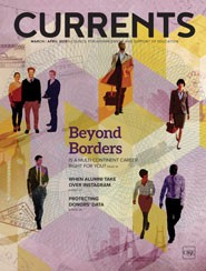 "Currents March - April 2018 ""Beyond Boarders"""