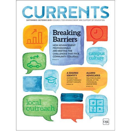 Currents September - October 2019 Cover
