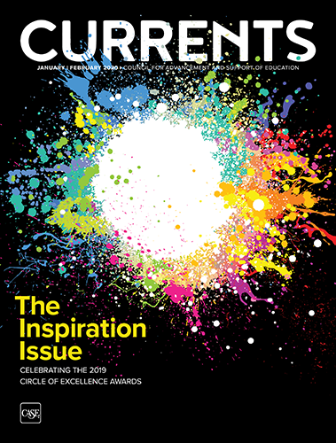 January/February 2020 Currents cover image