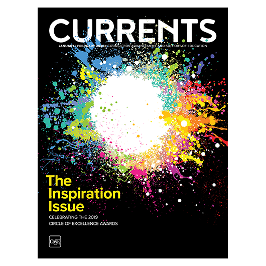 Cover image for the January/February 2020 issue of Currents