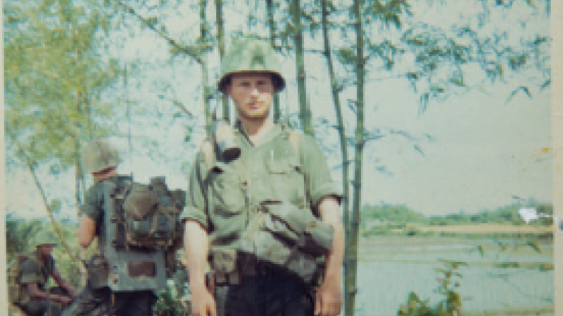 """Back from 'Nam"""
