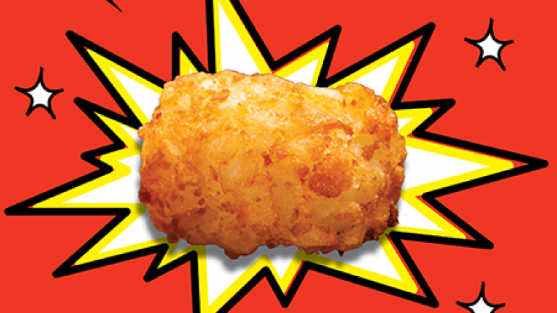 Insert image of tater tot