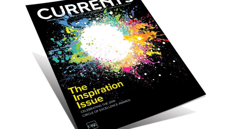 January - February 2020 issue of Currents cover