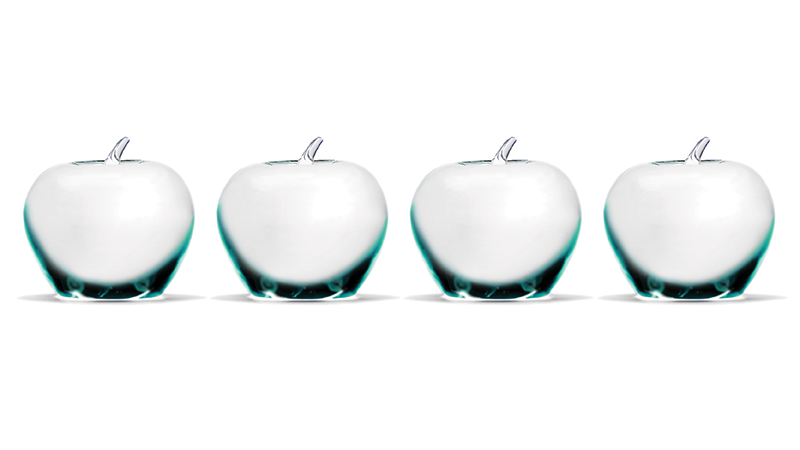 Crystal Apples
