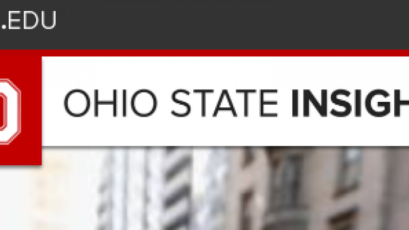 The Ohio State University - Ohio State Insights