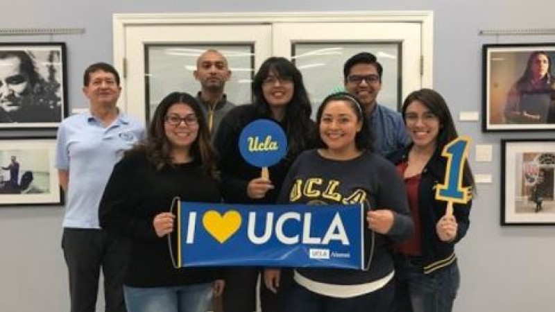 UCLA's First Gen Network