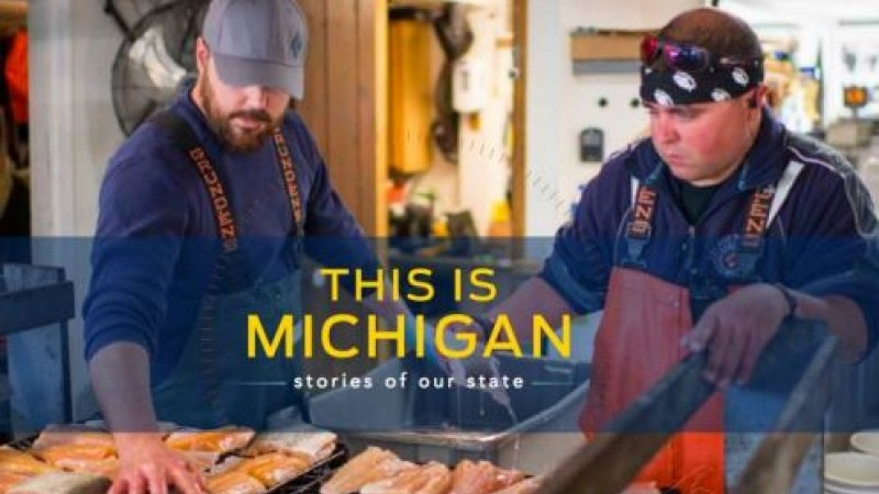 This is Michigan