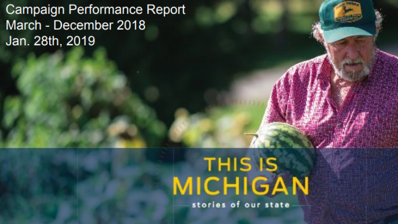 This is Michigan — Stories of Our State Campaign