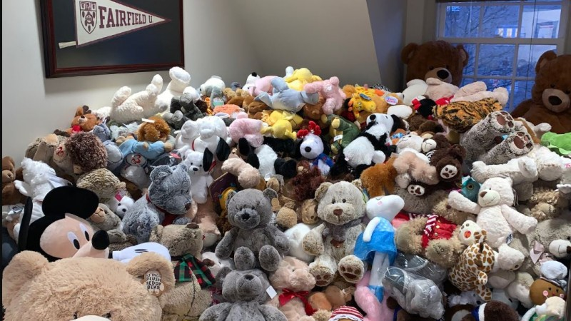 Fairfield University SAA: Teddy Bears with Love