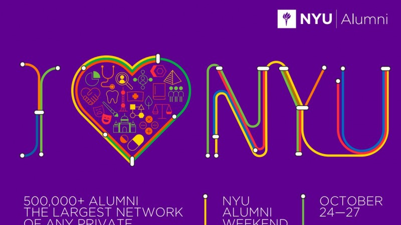 Changing a Tradition: NYU Alumni Weekend Re-envisioned