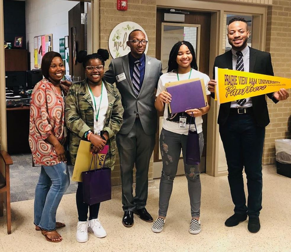 PVAMU in Dallas—Admissions