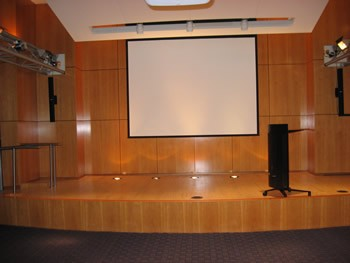 Multipurpose Room Stage