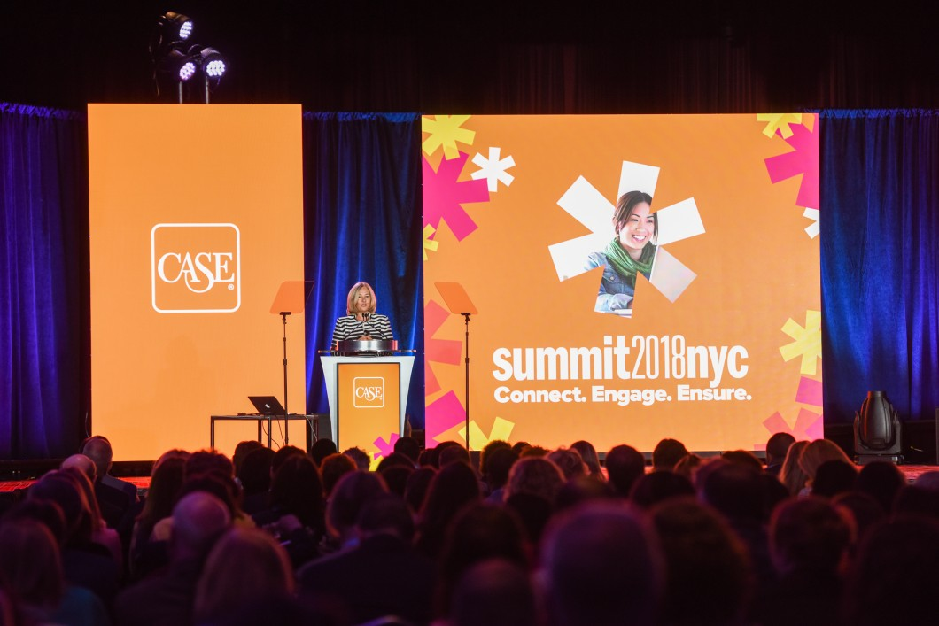 CASE Summit Sue Cunningham