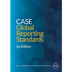 CASE Global Reporting Standards, 1st Edition