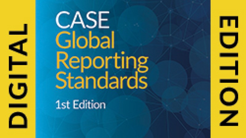 Digital Edition cover of the Global Reporting Standards